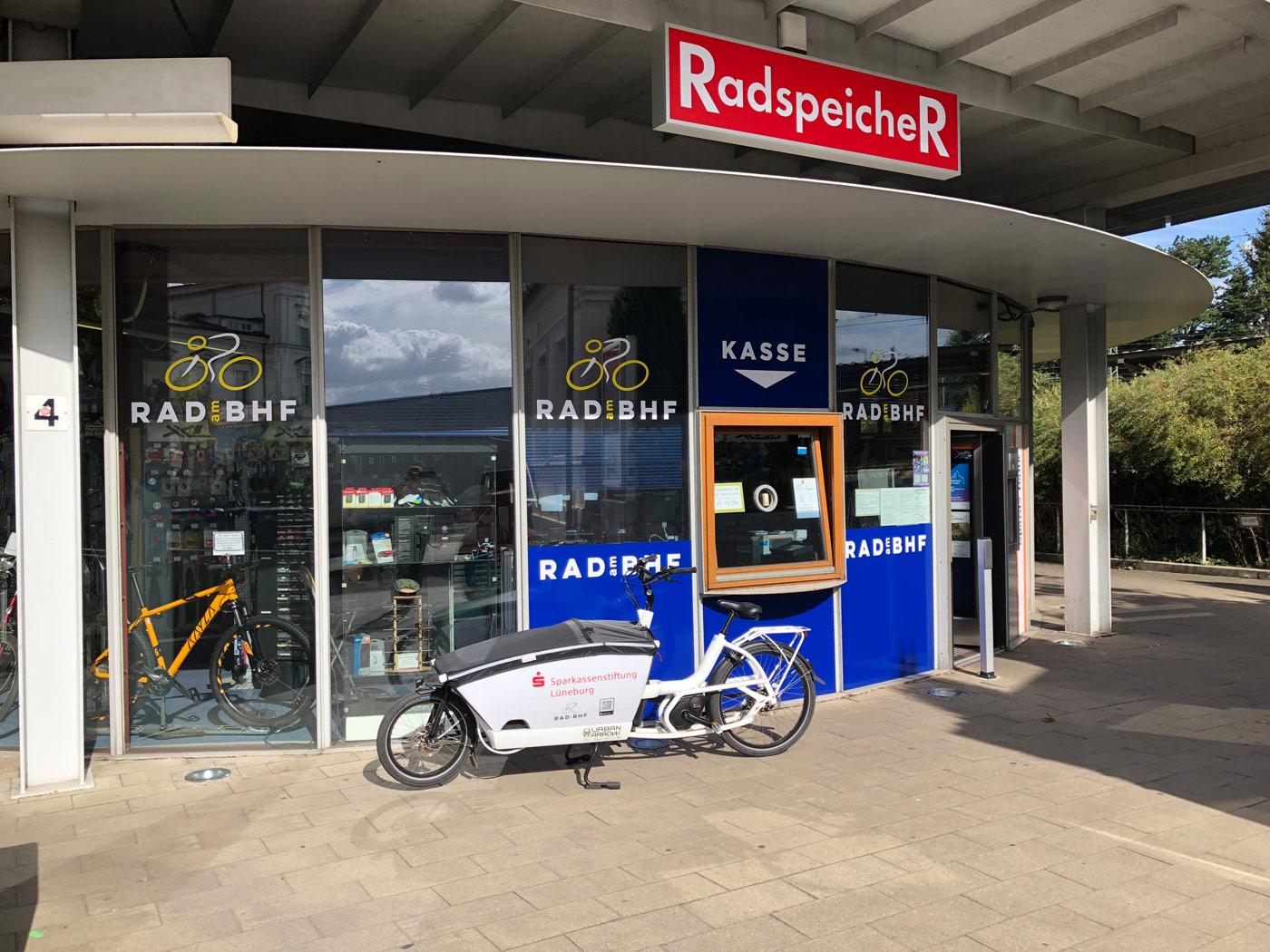 Radspeicher Lüneburg